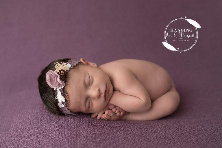 Newborn Session for Carmella